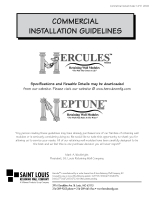 Installation Guidelines Front